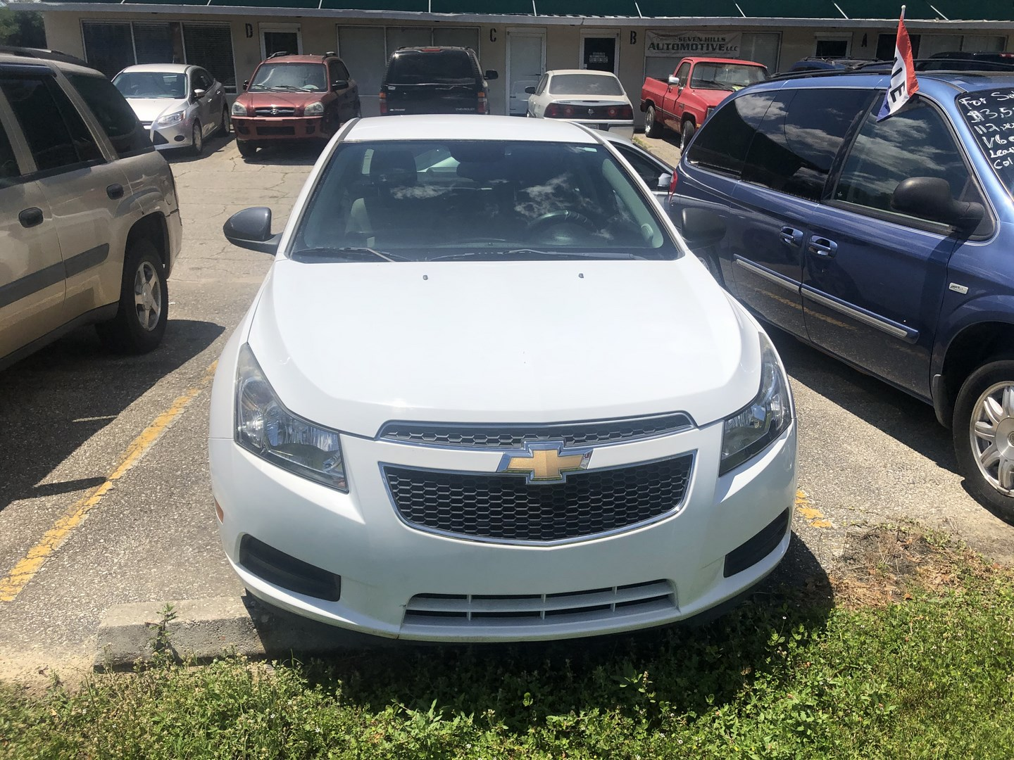 Chevy Cruze | AutoMan Empire